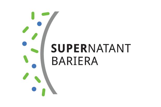 Supernatant bariera